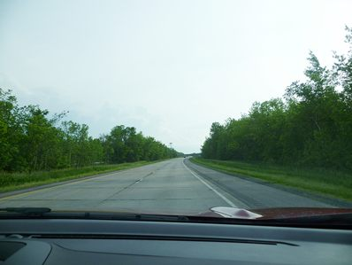 Route de Montréal à Ottawa